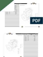 Parts manual UN Forklift IC 2.0T-3.5T
