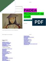 JesRICART Paideia. Pedagogía del Vivir..pdf