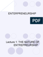 ENTERPRENEURSHIP defination and processes   and business planning 2017.ppt