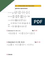 PRACTICA 1 FRACCIONES - OPERACIONES(1)