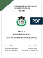 Judicial Activism Project