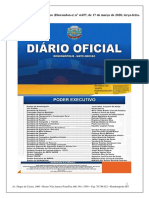 DECRETO Nº 9.407, DE 17 MARÇO DE 2020