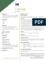PENEBAR-PRIMER-data-sheet