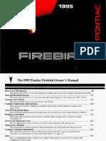 1995 Pontiac Firebird Owners