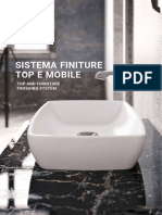 SISTEMA FINITURE TOP E MOBILE