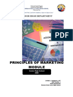MODULE COVER AND tABLE OF CONTENT