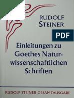 001 Goethes naturwissenschaftliche Schriften