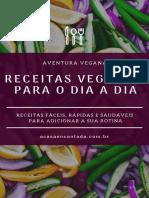 Receitas Veganas A Casa Encantada 2019