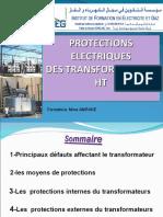 protection transformateur