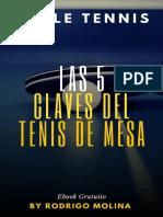 Ebook_GRATIS_5 Claves del Tenis de Mesa_PDF