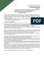 200318 Rec. COVID-19 Embarazo parto y puerperio Eq. de gestion