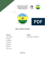 LIBROS Y ASIENTOS CONTABLES