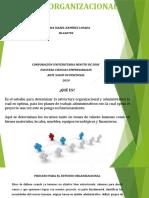DIAPOSITIVAS ESTUDIO ORGANIZACIONAL