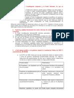 EXAMENES DE PRÁCTICA PARA EL FINIBACH DE DERECHO CONSTITUCIONAL