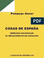 Pompeyo Gener Herejias