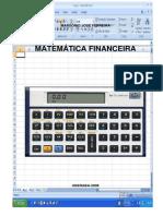 Apostila de Matemática Financeira (Marsônio)