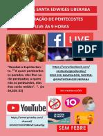 Live Celebração-Facebook