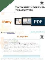 presentación iParty
