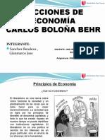 LECCIONES DE ECONOMIA