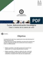 Clase 5 Análisis de la cadena de valor.pdf