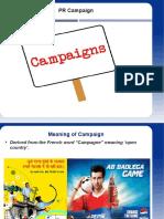 PR campaign-2