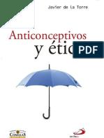 Anticonceptivos y ética