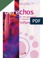 Derechos de los pacientes y consentimiento informado