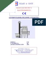 centrifuga-peladora de panza