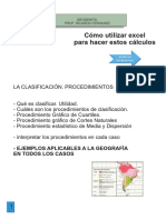 clases cortes naturales