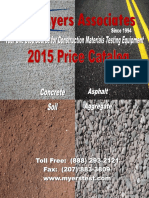 Myers Price Catalog - June 2015 Comp