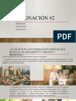 Asignación #2 - Planeamiento urbano y regional