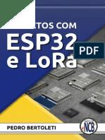 Projetos com ESP32 e LoRa - NCB