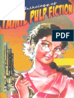 THE BLAFT ANTHOLOGY OF TAMIL PULP FICTION (Vol. 1)