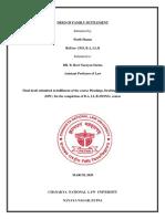 DPC Fd Parth PDF