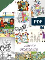 MODELOS PEGAGOGICOS