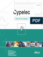 Cypelec - Manual del usuario