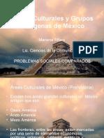 Grupos indígenas de América y Áreas culturales de México