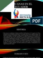 ADUANAS EN EL ECUADOR expo tributacion