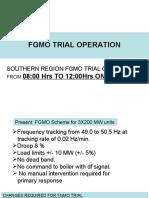 FGMO-9 Feb Trial