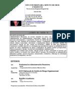 4. FORMATO HV PRACTICAS PROFESIONALES