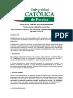 Estructura Diplomado