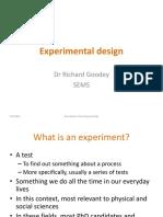 experimentaldesign-120523091327-phpapp01