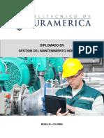 PRIMERA ENTREGA.GESTION DEL MANTENIMIENTO INDUSTRIAL
