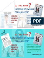 DO YOU KNOW TUITION FEE FOR STUDYING IN GERMANY IS ZERO.pdf