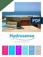 Catálogo Hydrosense 2018 V12 baja