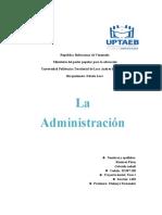 Administración Gabriela Ramirez 1103