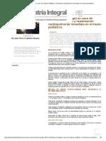 Clasificación (triage) en caso de víctimas múltiples y RCP