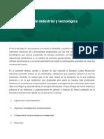 Cuarta revolución industrial y tecnológica L3