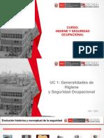 1-CURSO - HIGIENE Y SEGURIDAD OCUPACIONAL  UC-1