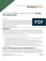 System Contex Diagram